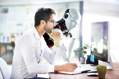 هوش مصنوعی، صنعتی بزرگ