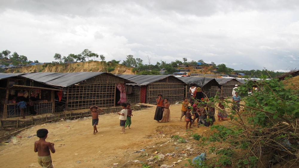 زنان روهینگیا