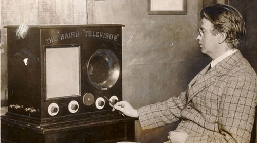 جان لاگی بیردِ جادوگر؛ داستان پیدایش تلویزیون (اسلایدشو)