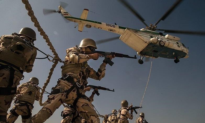 حضور همزمان ارتش و سپاه در رزمایش شمالغرب کشور