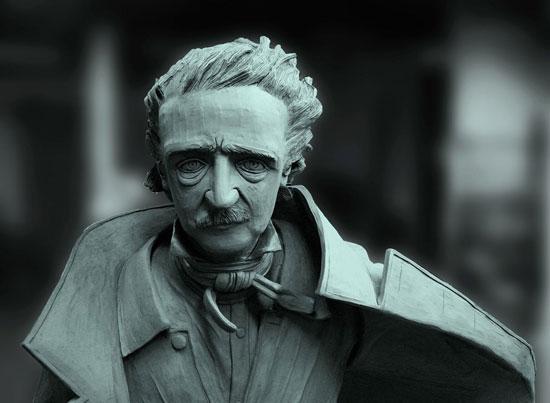 ادگار آلنپو؛ نویسندهای که قبل از هنر هفتم سینمایی مینوشت!