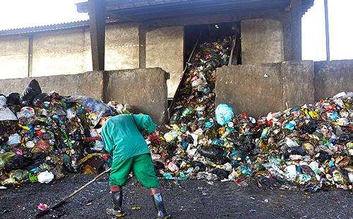 جهان سوم، زباله دان کشورهای صنعتی