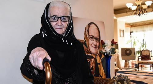 دیدار با ملکه در آستانه 82 سالگی