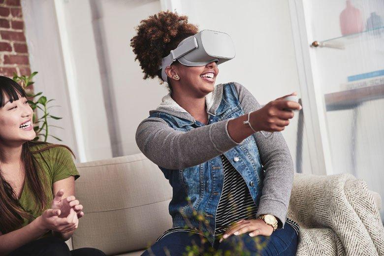 رونمایی از هدست Oculus Go