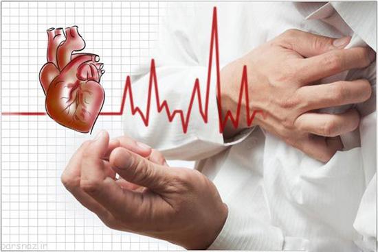 عوامل اصلی حملات قلبی