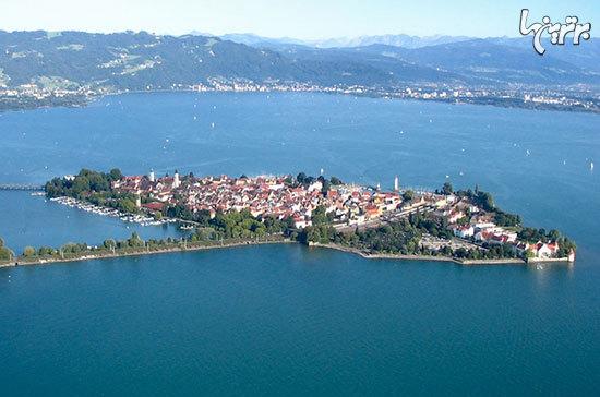 ۱۰ شهر جزیره ای معروف در جهان