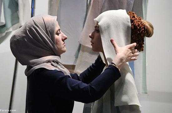 نمایش مد اسلامی در مسکو