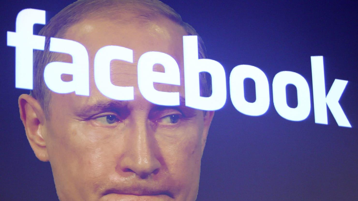 میلیونها کاربر فیس بوک تحت تأثیر سیگنال کرملین!