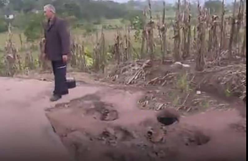 فیلم/ آتش زیرزمینی 58 ساله در چین