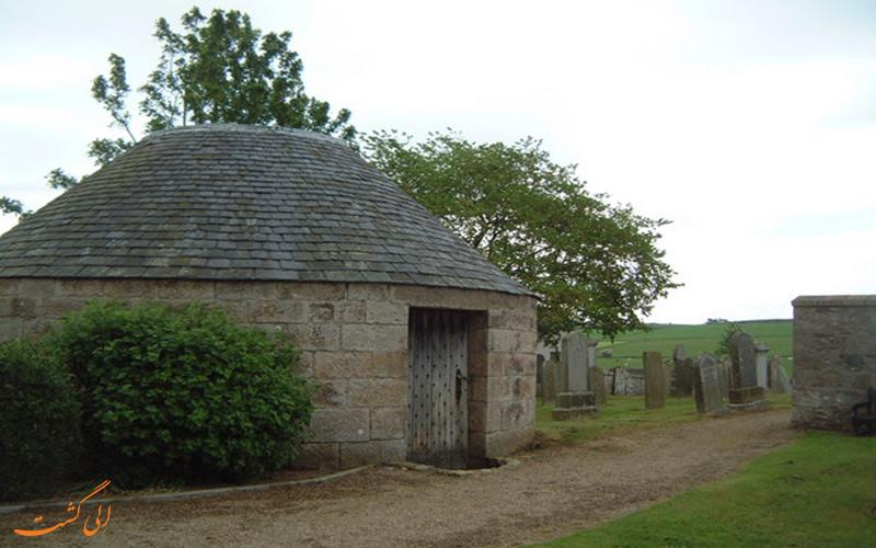 خانه مرگ در اسکاتلند
