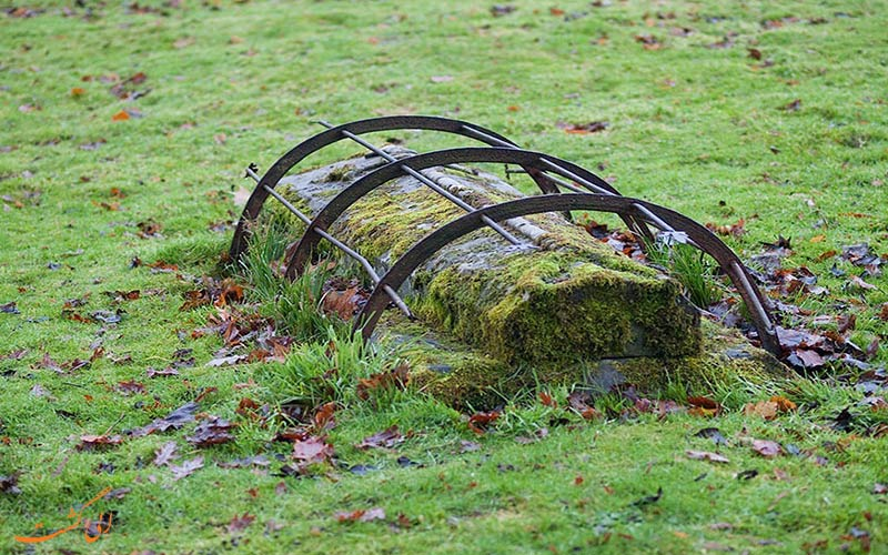 قبرهای گذشته