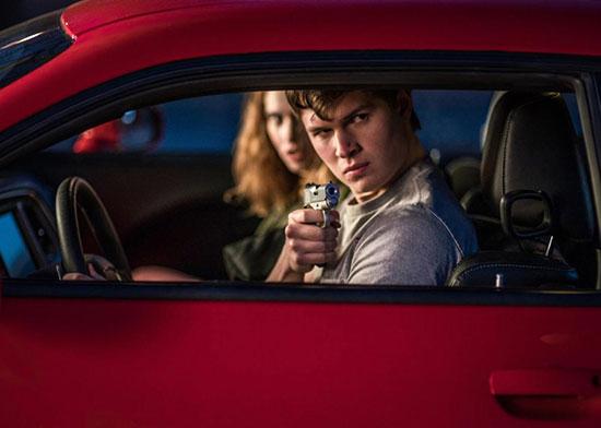 «بیبی راننده»؛ فیلمی با سر و شکل سرخوشانه