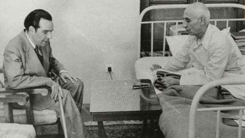 دکتر حسین فاطمی به روایت اسناد سیا