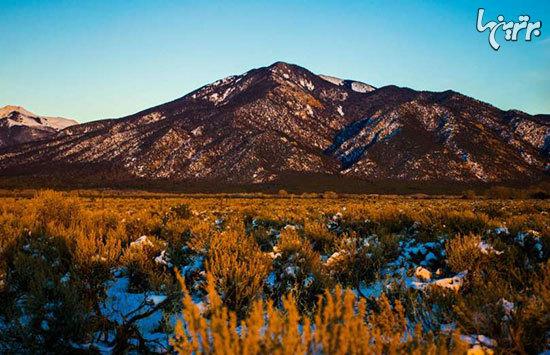 15 شهر آمریکا با شگفتی های طبیعی زیبا
