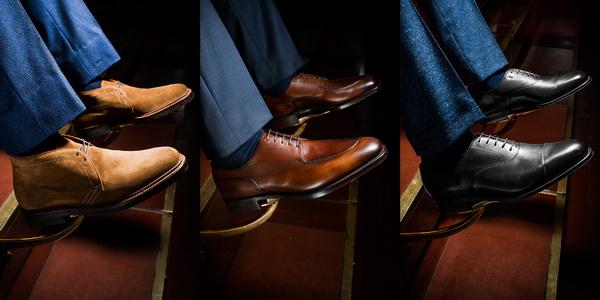 راهنمای خرید کفش رسمی برای آقایان