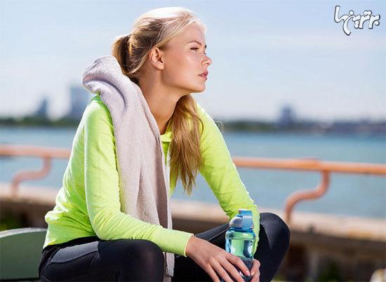 9 علامت اینکه از سلامت خوبی برخوردارید با وجود اینکه زیاد ورزش نمیکنید