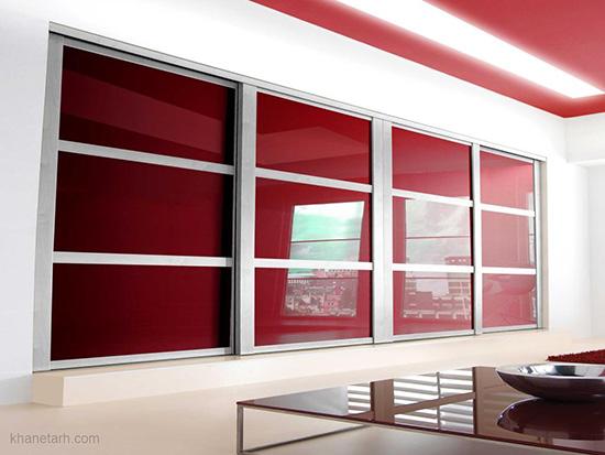 25 ایده ، جدیدترین مدل کمد دیواری اتاق خواب