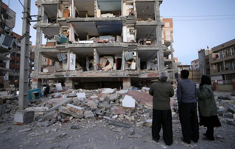 استراتژی های بقا در زلزله