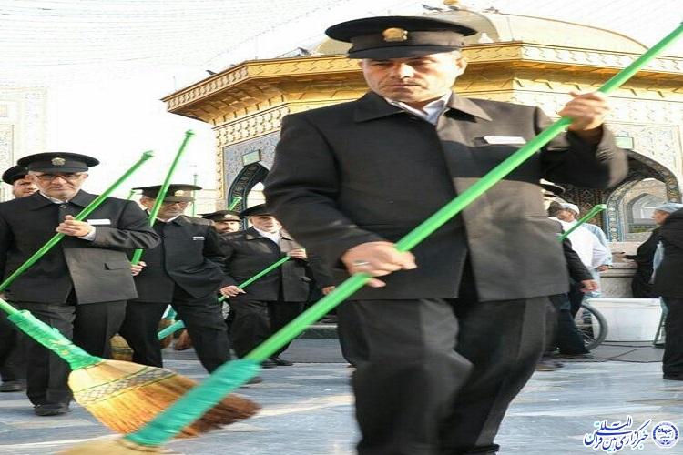 خدمتی که بازنشستگی ندارد/ ملجاء امام رئوف جای ناامیدی نیست