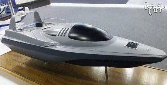 دی 3000؛ کشتی نبردی رباتیک تازه چین
