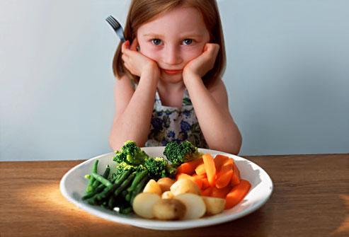 تاثیرات جدی تغذیه سالم بر زیبایی کودکان
