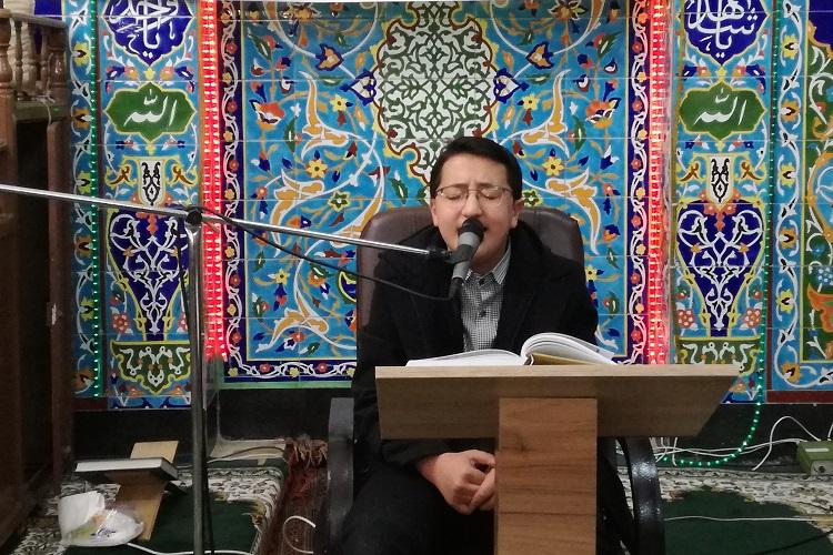 محفلی به رنگ جوانی در حضور پیشکسوتان قرآنی