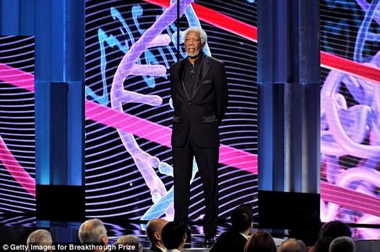 ستارههای هالیوود در مراسم گرانقیمتترین جایزه علمی جهان
