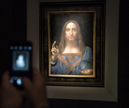 گرانترین نقاشی تاریخ، راهی ابوظبی شد