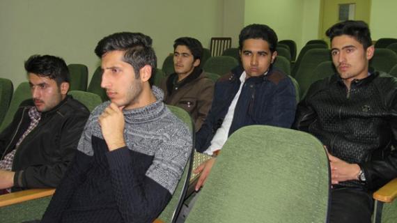 مسئول دفتر نمایندگی ولی فقیه در بسیج دانشجویی استان؛