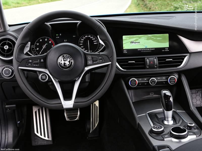 Alfa Romeo Giulia Veloce (2017)