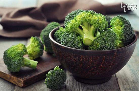 13 خوراکی ضد سرطان