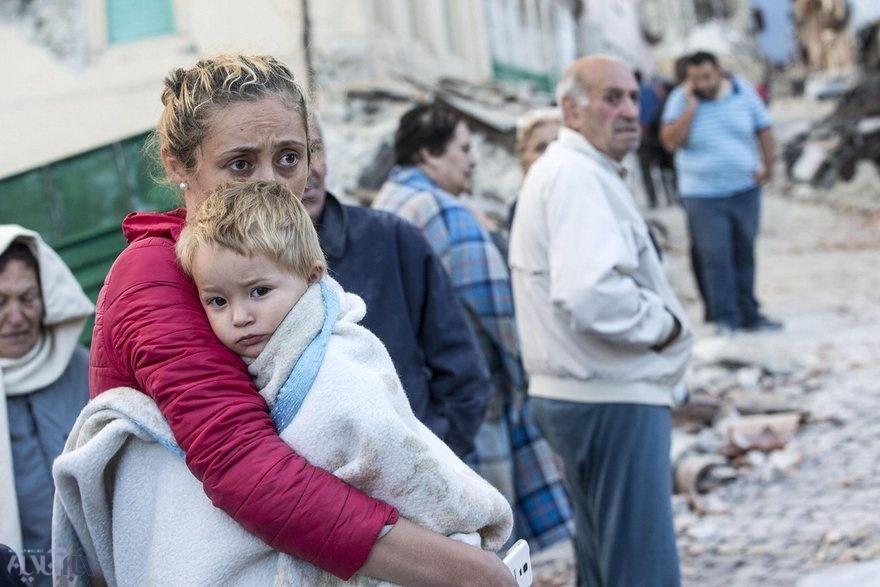 ایتالیا زلزلهخیزترین کشور اروپایی است