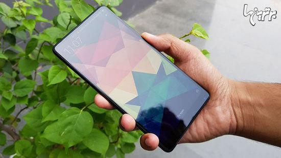 Xiaomi Mi Mix 2، فبلتی که طراحی اش الهام بخش بازار گوشی های هوشمند شد