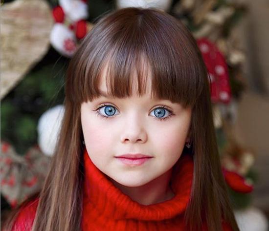 کودکانی که زیبایی آنان آوازه جهانی دارد