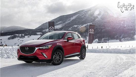 نگاهی به ۱۰ خودرو برتر برای رانندگی در زمستان