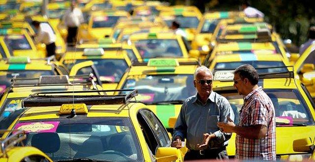 آیا طرح جدید ترافیک شامل حال تاکسیها هم می شود؟