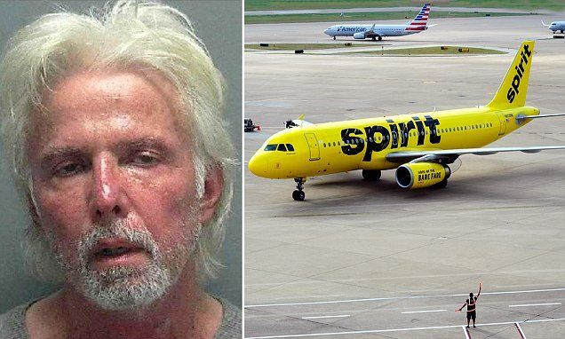 آشوبگری در هواپیما باعث وحشت مسافران شد! +عکس
