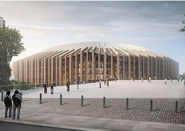 مشکل عجیب چلسی در ساخت ورزشگاه میلیارد دلاری/عکس