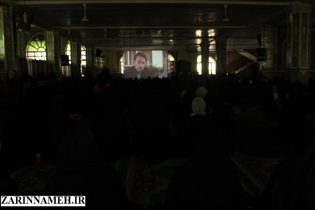 «اشنوگل» روی پرده سیار سینما در علی آباد کتول+ عکس ها