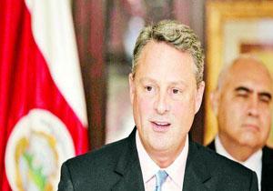 استعفای سفیر آمریکا در پاناما