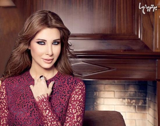 نانسی عجرم؛ با نفوذترین خواننده زن عرب