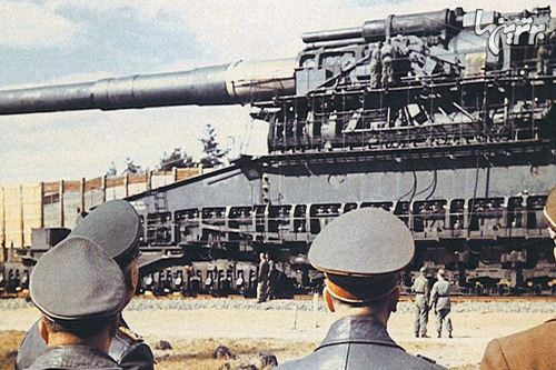 مدرن ترین جنگ افزار های ساخته شده توسط نازی ها
