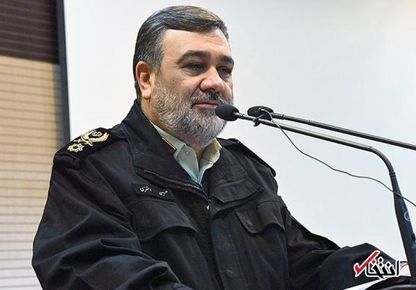فرمانده ناجا: اردوغان گفته بود عملکرد پلیس در اعتراضات اخیر ایران خیلی خوب بود