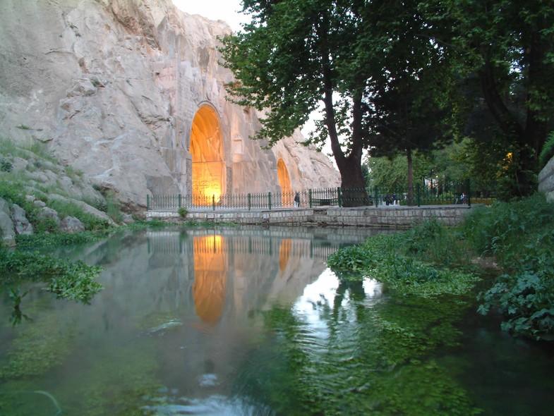طولانی ترین غار آبی ایران کجاست؟ +عکس ها
