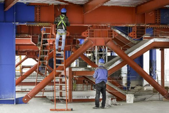 ساختمان مرکزی بانکپاسارگاد، بهعنوان طرح برتر تقدیرشده فولادی در حوزه ساختمانی کشور معرفی شد