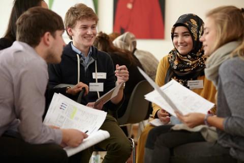 برلین؛ میزبان کنفرانس اسلامی جوانان