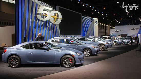 نگاهی به خودروهای معرفی شده در نمایشگاه خودروی شیکاگو ۲۰۱۸