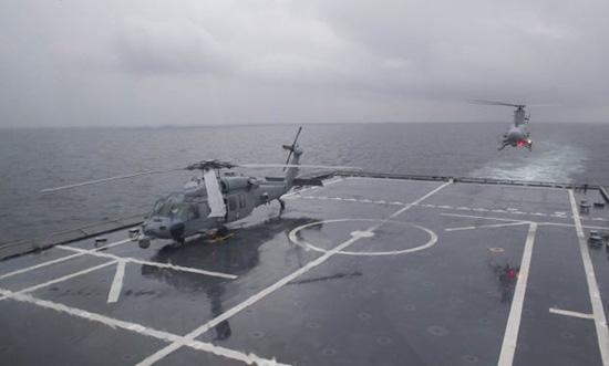 یو اس اس اوماها ؛ تازه نفس ترین کشتی جنگی نیروی دریای آمریکا