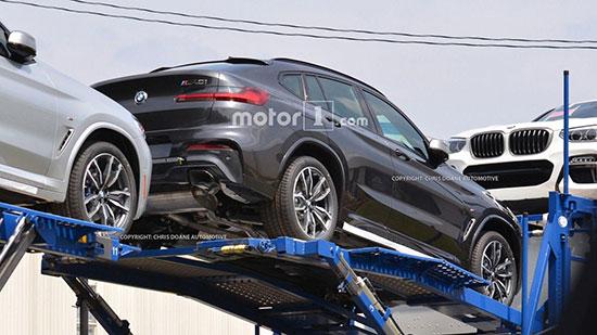 رونمایی از مدل جدید BMW X۴ در نمایشگاه ژنو