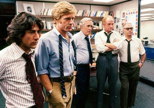 ده فیلم برتر تاریخ سینما درباره روزنامهنگاری